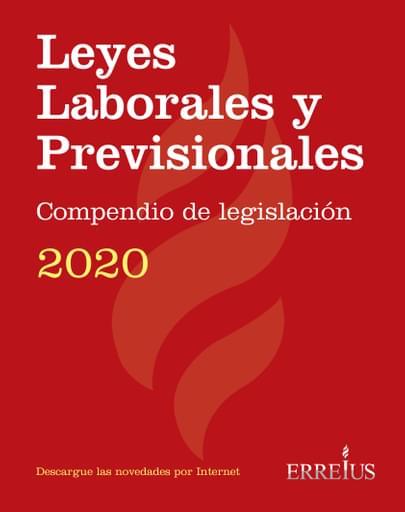 Leyes Laborales y Previsionales 2020
