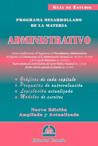 GE Administrativo 2019