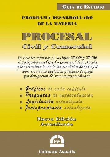 GE Procesal Civil y Comercial 2019