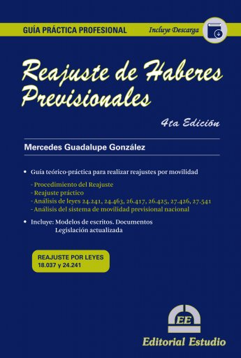 GPP Reajuste de Haberes Previsionales 2020