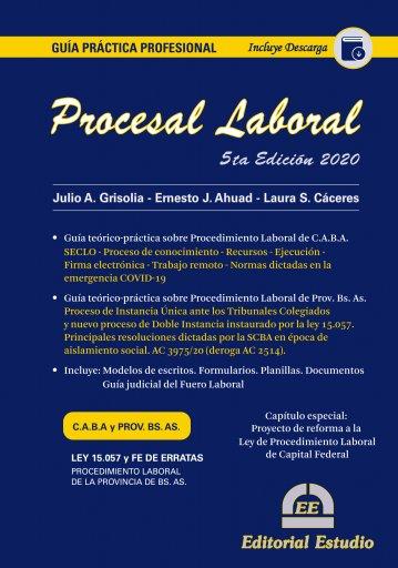 GPP Procesal Laboral 2020