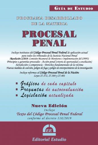 GE Procesal Penal 2020