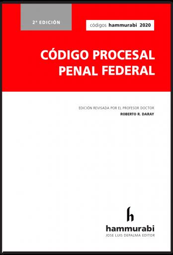 Código Procesal Penal Federal