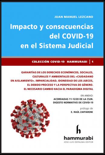 Impacto del COVID-19 en Sistema Judicial