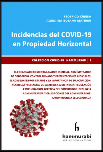 COVID-19 en Propiedad Horizontal