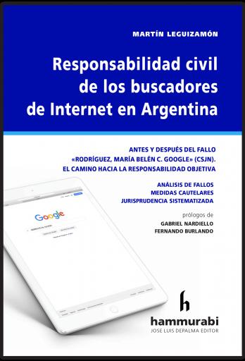 Responsabilidad civil de los buscadores de Internet en Argentina