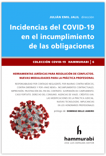COVID-19 en el incumplimiento de las obligaciones