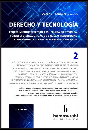 Derecho y tecnología 2
