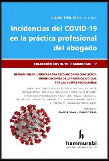 COVID-19 en la práctica profesional del abogado