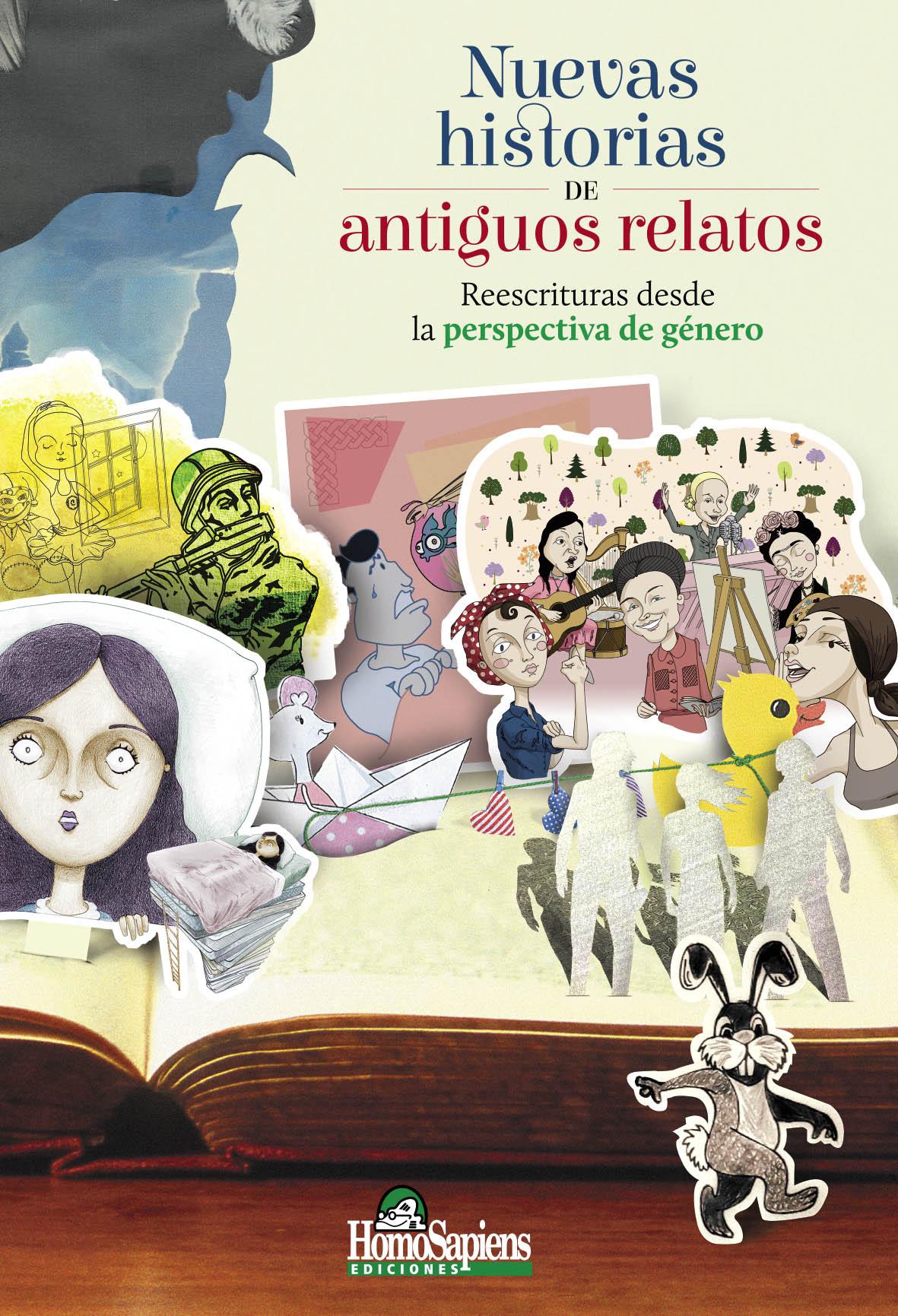 Nuevas historias de antiguos relatos. Reescrituras desde la perspectiva de género