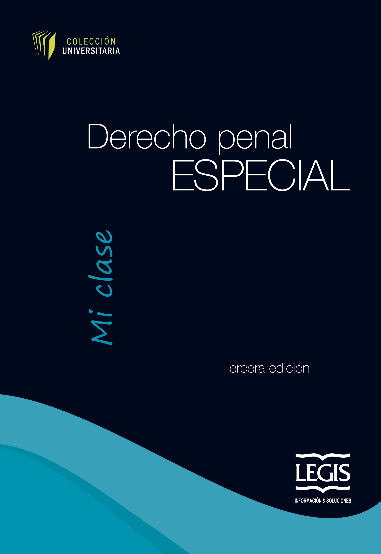 Derecho Penal Especial-Mi Clase