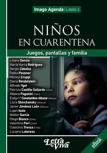 """Imago Agenda. Libro 2: """"Niños en cuarentena"""""""