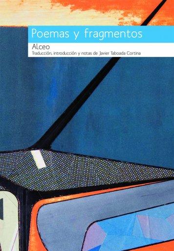 Alceo, Poemas y fragmentos
