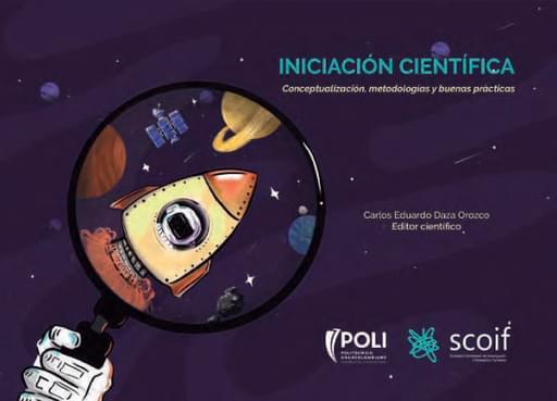 Iniciación científica: conceptualización, metodologías y buenas prácticas