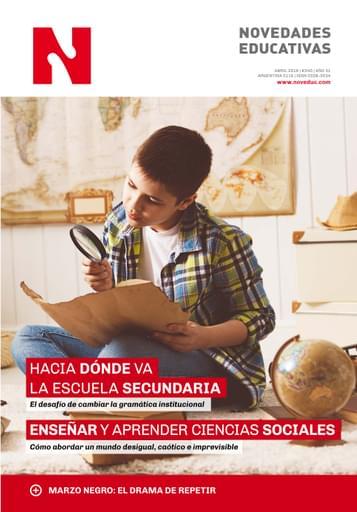 Abril 2019 - Nº 340 - Revista Novedades Educativas