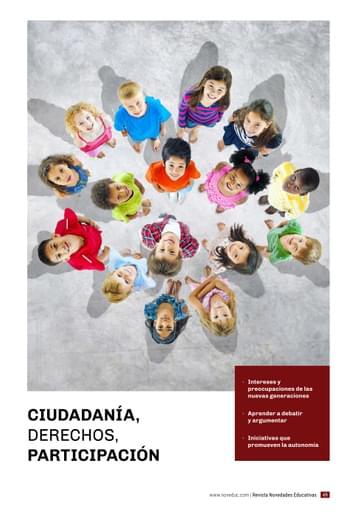 Ciudadanía, derechos, participación > Formando protagonismo: de la fila a la ronda