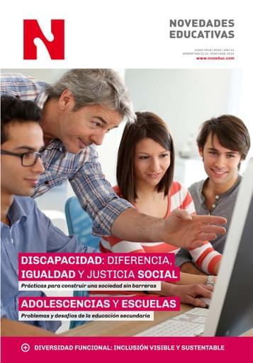 Junio 2019 - Nº 342 - Revista Novedades Educativas