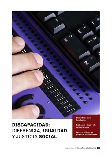 Orientación vocacional para adolescentes y jóvenes con discapacidad.