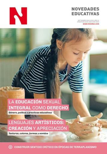 Sep. 2019 - 345 - Educación Sexual Integral + Lenguajes artísticos