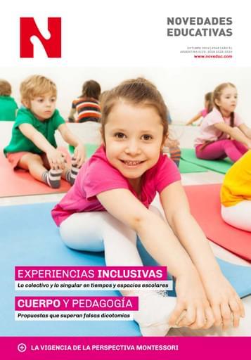 Oct. 2019 - 346 - Experiencias inclusivas + Cuerpo y pedagogía