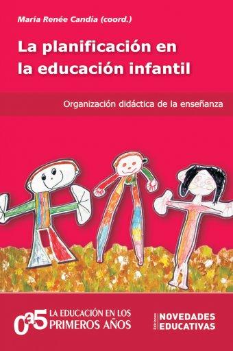 La planificación en la educación infantil