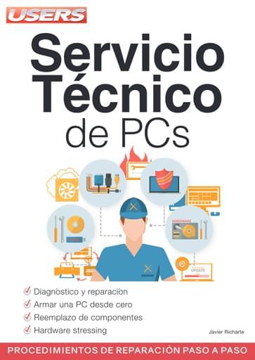06 Guia USERS - Servicio técnico de PC