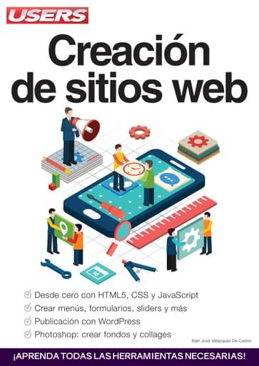 07 Guía USERS - Creación de Sitios Web