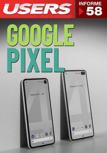 58 Informe USERS - Google Pixel