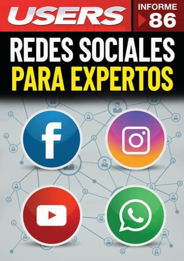 86 Informe USERS Redes sociales para expertos