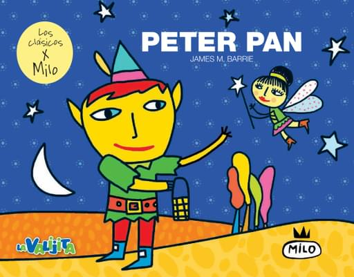 Cuento: Peter Pan