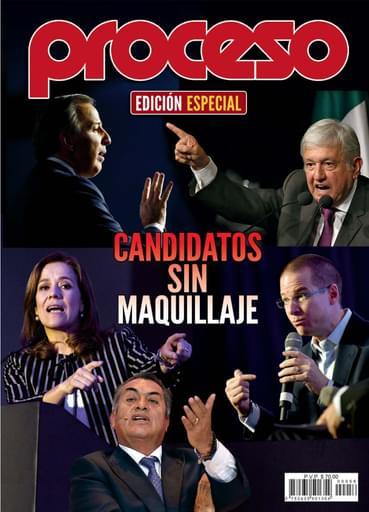 Edición Especial 56: Candidatos sin maquillaje