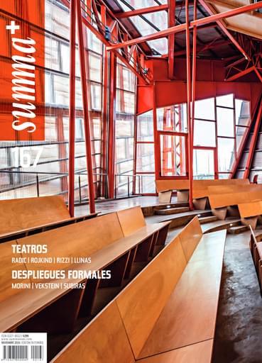 #167 - Teatros - Despliegues Formales