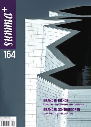 #164 - Grandes Techos - Grandes Contenedores