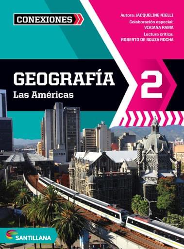 Geografía 2 | Serie Conexiones