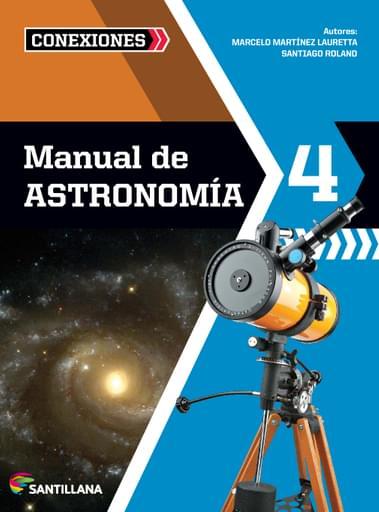 Astronomía 4 | Serie Conexiones
