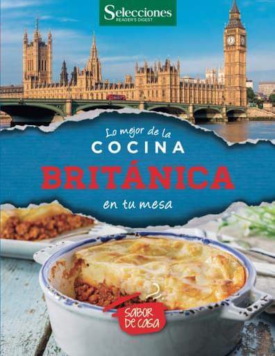 Cocina Británica
