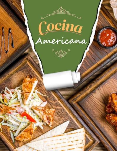 Cocina de America