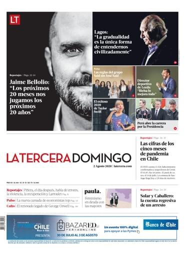 02-08-2020 La Tercera