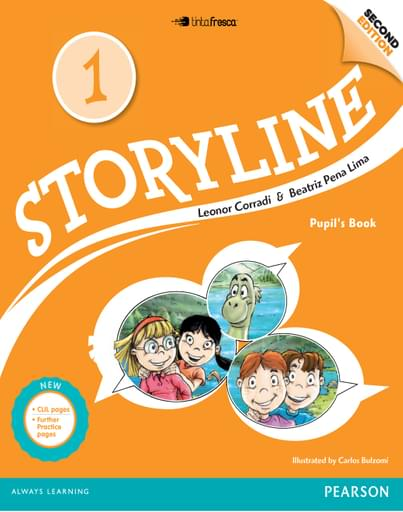 Storyline 1 Pupil´s Book