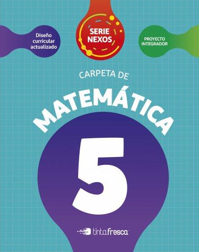 Carpeta de Matemática 5