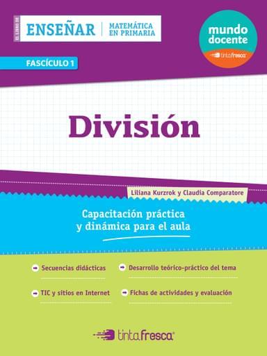 División - Colección Enseñar Matemática en Primaria