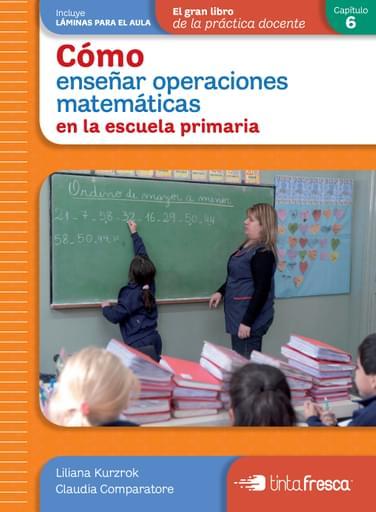 Cómo enseñar operaciones matemáticas