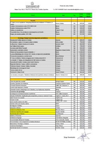 Catalogo PVP Universitas Completo Abril 2020