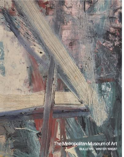 The Abstract Expressionists/The Metropolitan Museum of Art