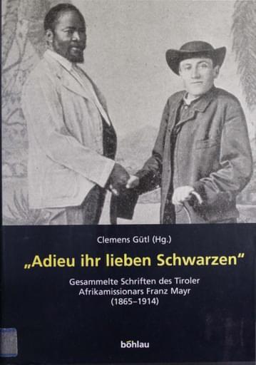 """""""Adieu ihr lieben Schwarzen"""""""