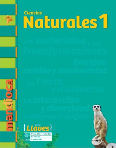 Ciencias Naturales 1 - Llaves no funcionan links